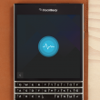 Blackberry's motif for Assistant isn't too dissimilar fro Apple's Siri.
