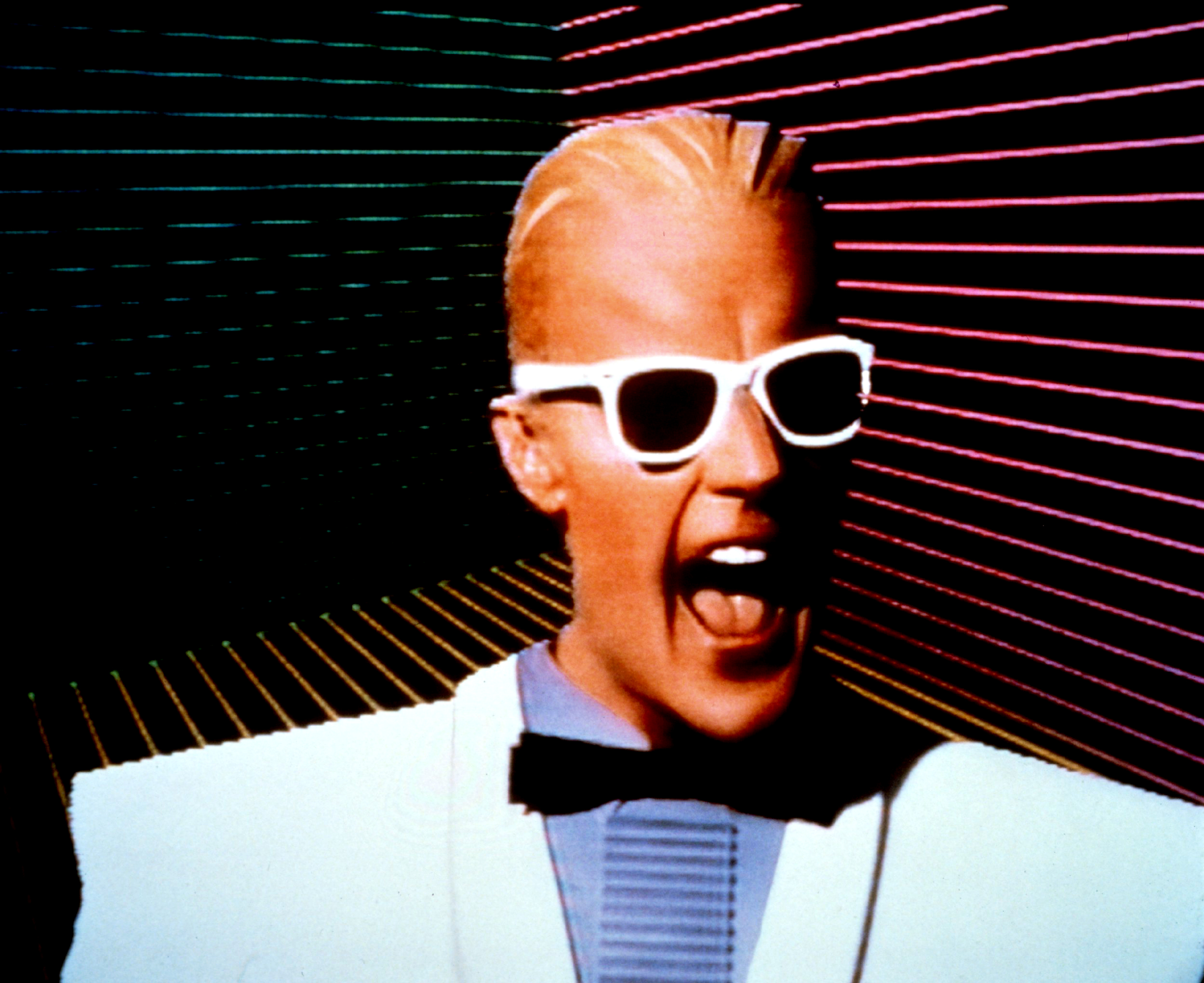 Long Live Max Headroom Geeks And Beats Podcast